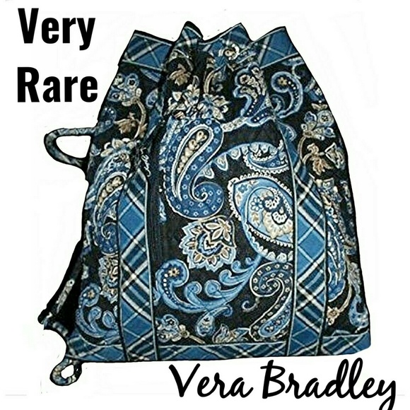 Vera Bradley Handbags - VERA BRADLEY VERY RARE BACKPACK RETIRED PATTERN